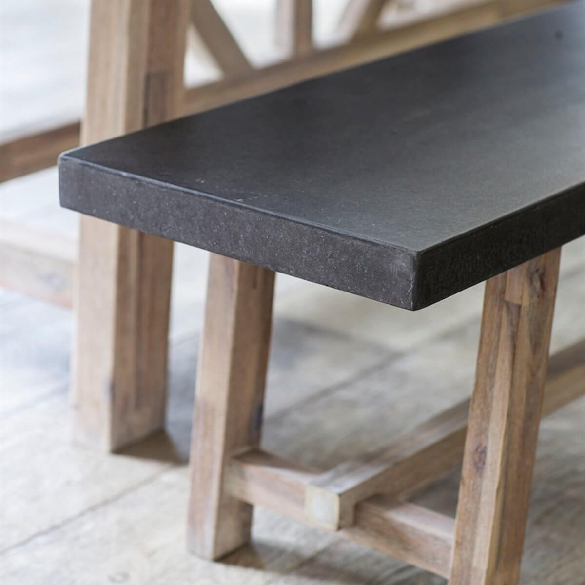 Indoor Outdoor Table Amp Bench Set Small