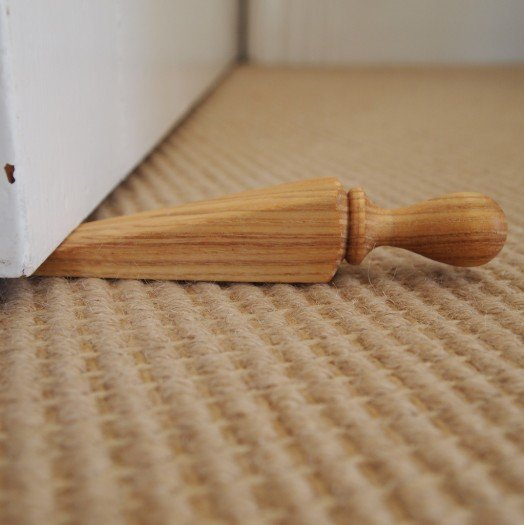 Traditional Door Wedge (Small)