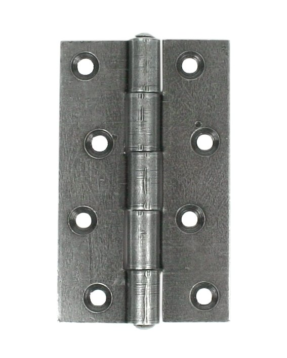 "Pewter 4"" Butt Hinge (pair)"