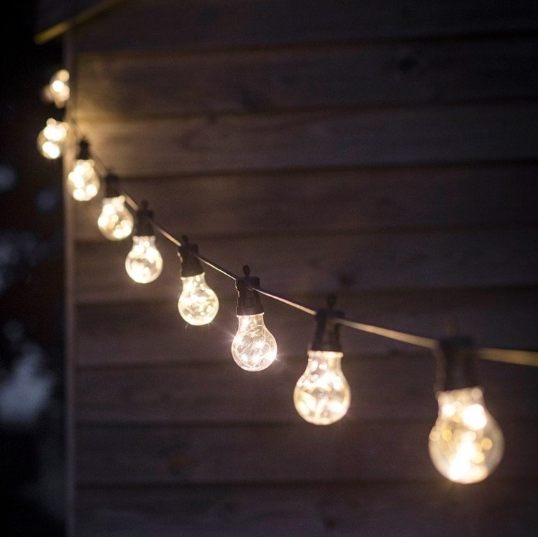 Festoon Outdoor Bulb Lights