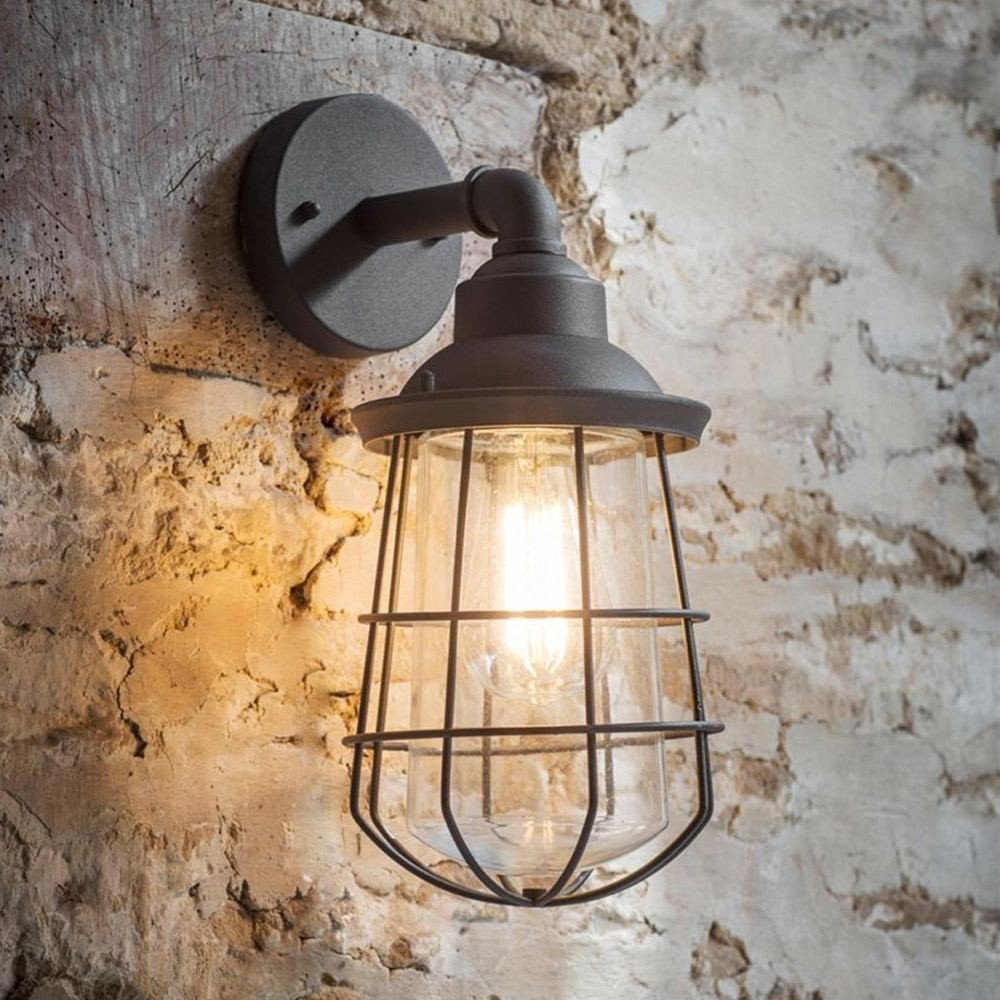 Finsbury Outdoor Wall Light