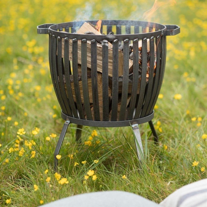 Fire Pit - Industrial Style Small