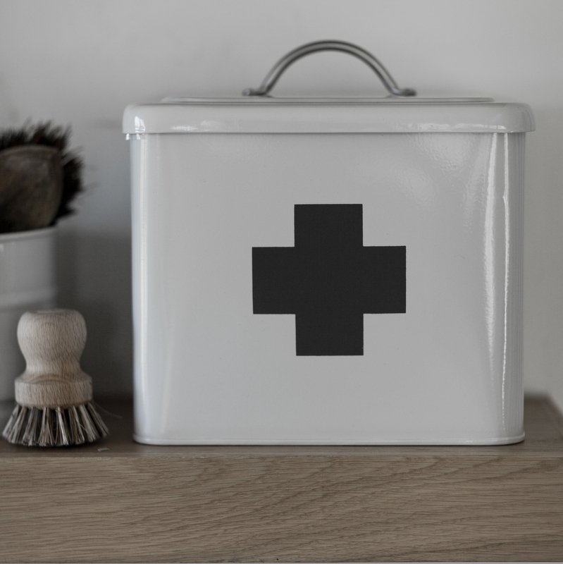First Aid Box - Chalk