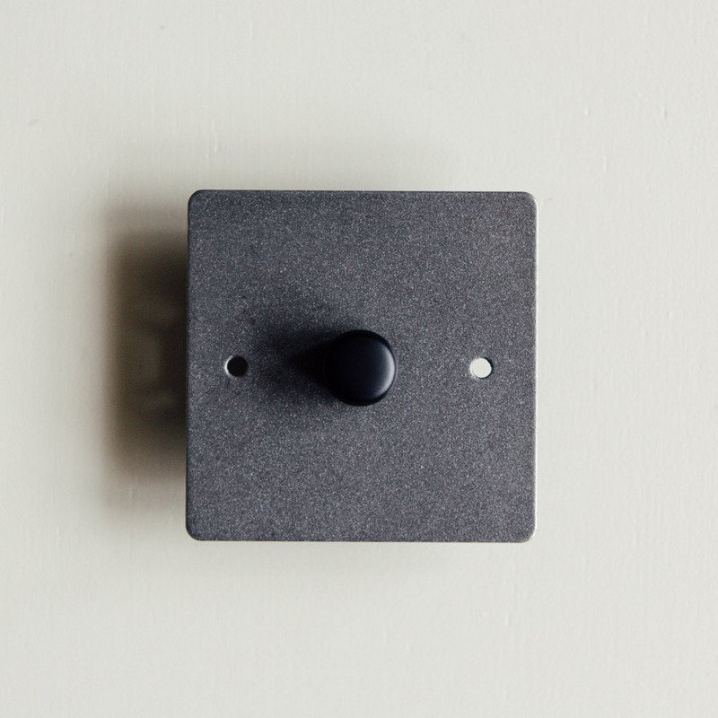 1 Gang Dimmer Switch - Patine