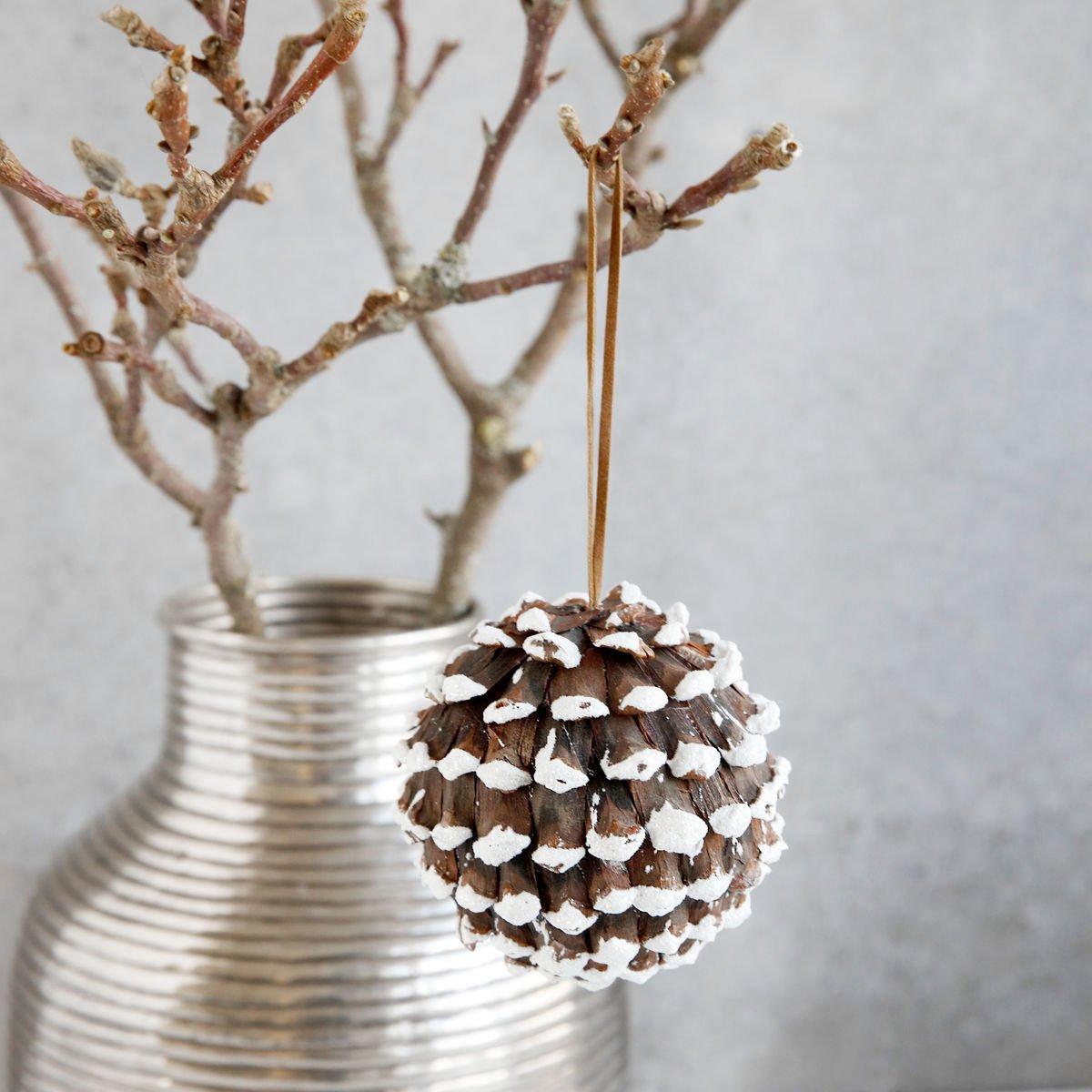 Cone Tree Decoration save 30%