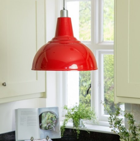red pendant lights for kitchen large kitchen pendant light 7690