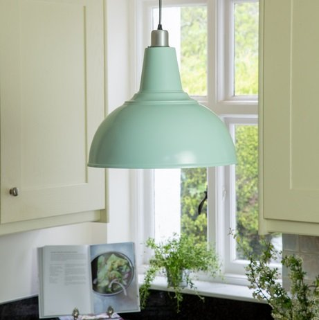 Large Kitchen Pendant Light - Sea Spray save up to 50%