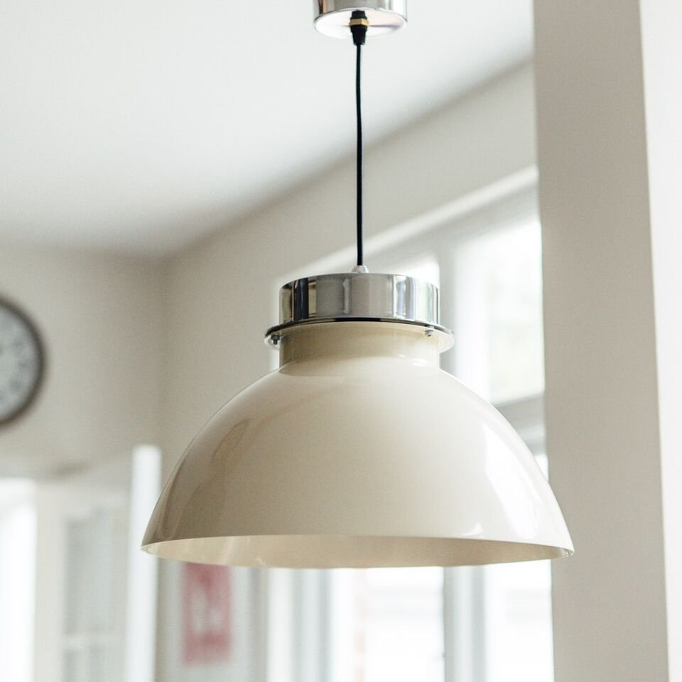 Lucas Pendant Light - Cream save up to 50%