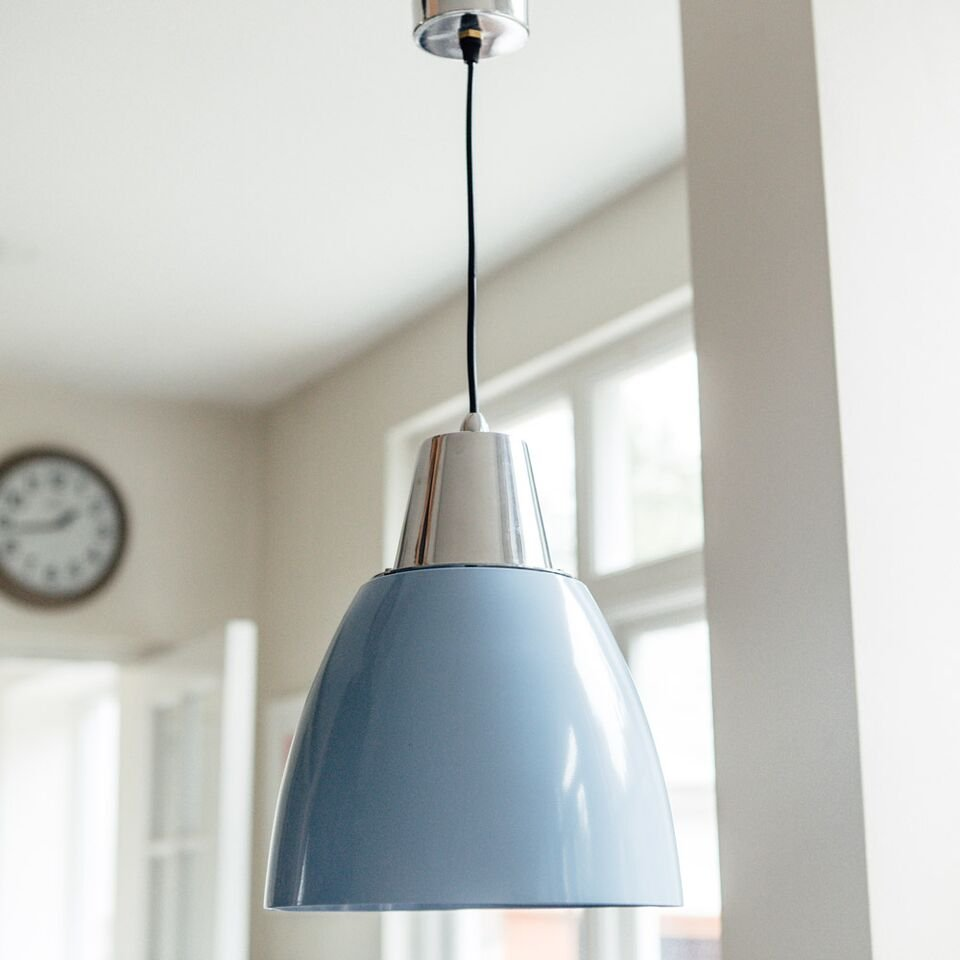 Noah Pendant Light - Blue