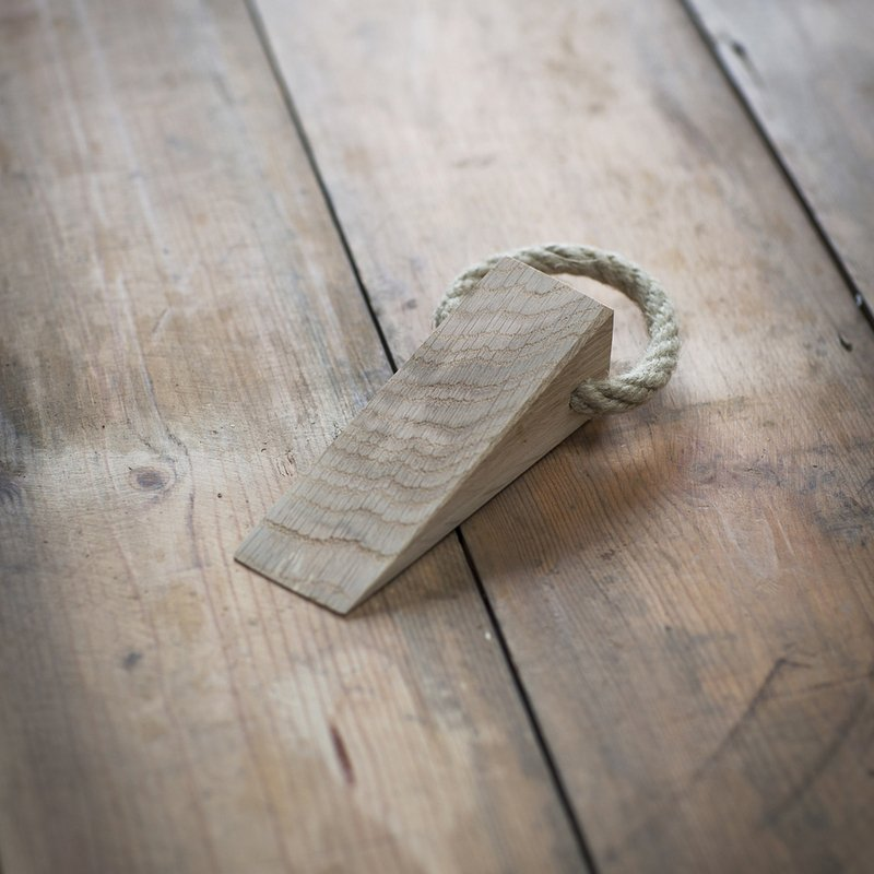 Oak Door Wedge