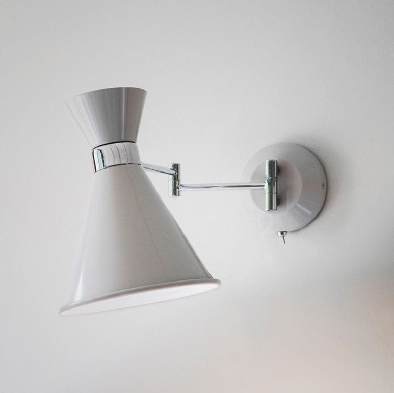 Pelham Wall Light - Chalk