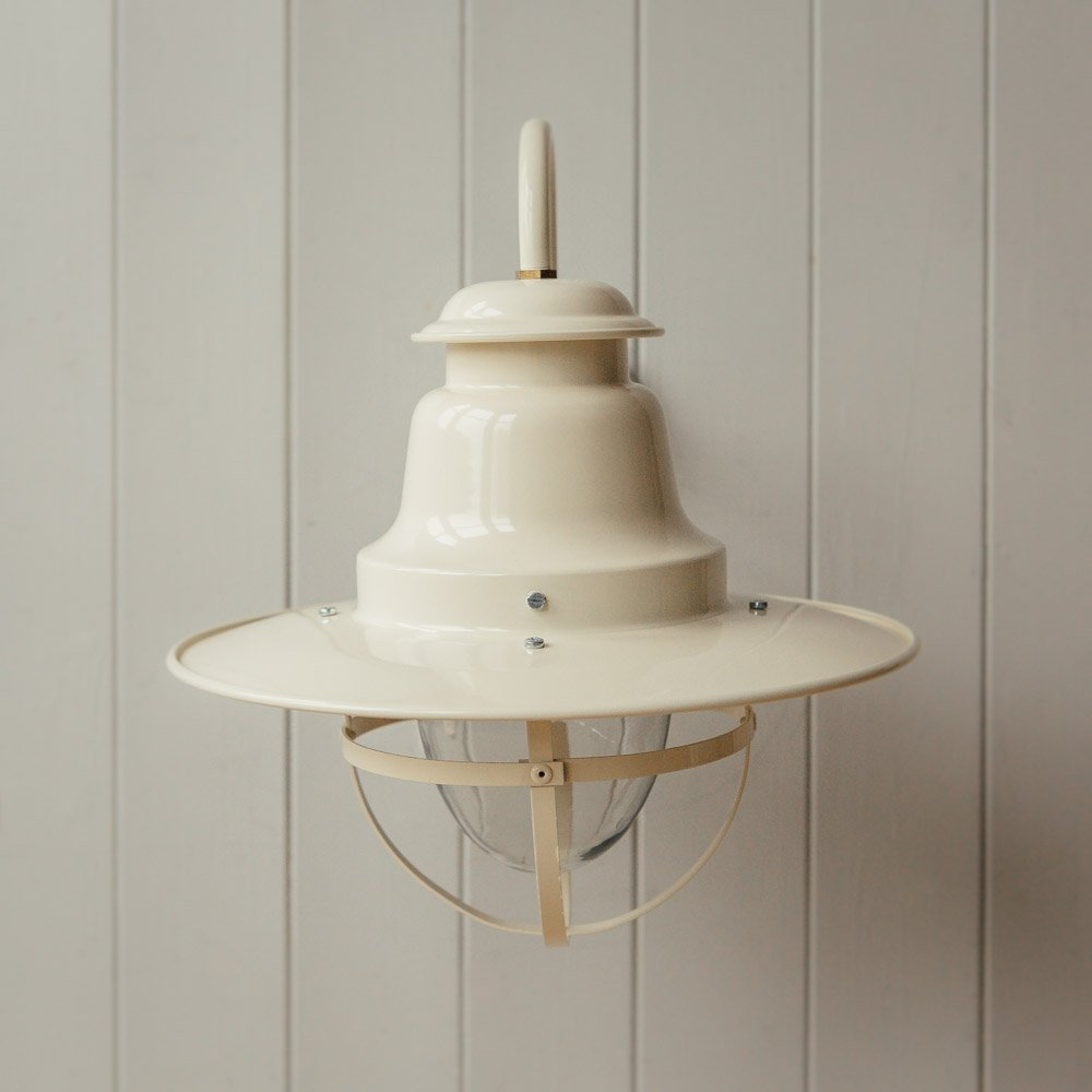 Quayside Wall Mounted Light - Cream