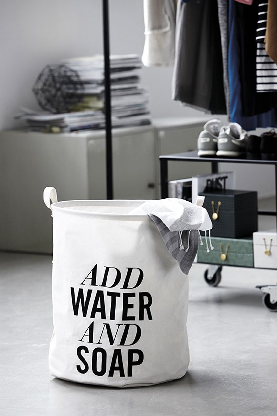 Laundry Bag - Add Water And Soap save 20%