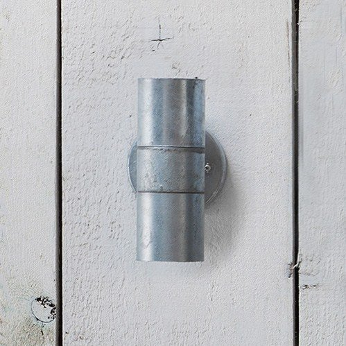 St Ives Galvanised Up & Down Light SAVE 15%