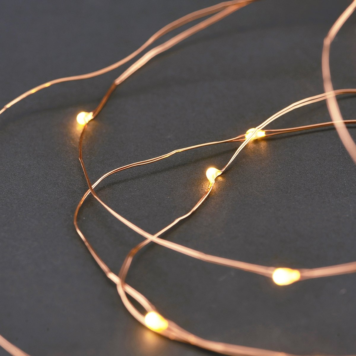 String Lights - Copper