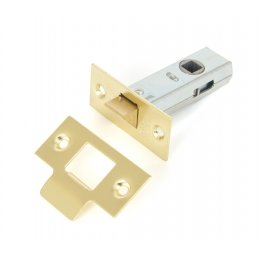 Brass 2.5'' Tubular Mortice Latch
