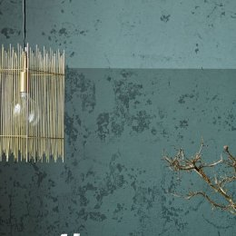 Ace Brass Pendant Light
