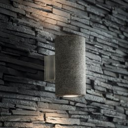 Austell Up and Down Light - Granite