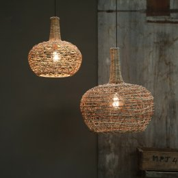 Rattan Lampshade - Conical SAVE 10%