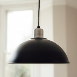 Basin Lamp - Black