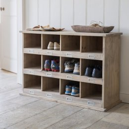 Shoe Storage Unit - Large