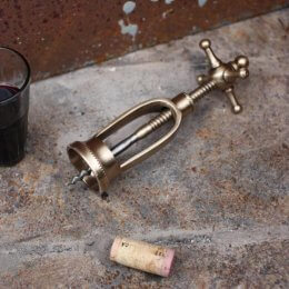 Gold Cork Screw