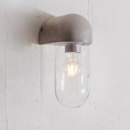 Concrete Outdoor Wall Down Light