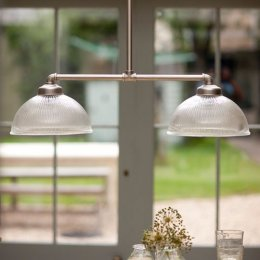 Paris Pendant Light - Double