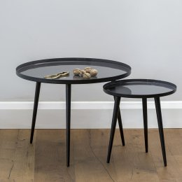 Jelva Side Table - Smoked Pearl save 10%