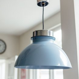 Lucas Pendant Light - Blue