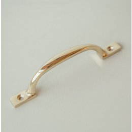 Sash Window Handle - Brass