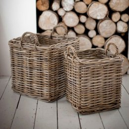 Log Basket - Square save 40%