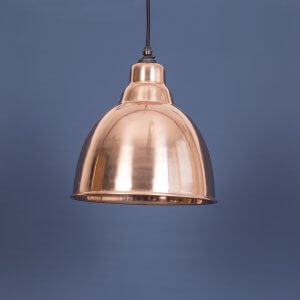 The Brindley Pendant - Copper