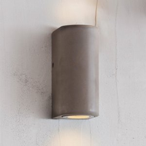 Concrete Outdoor Up and Down Light SAVE 15%