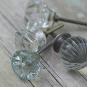 Glass Cabinet Knob - save 50%