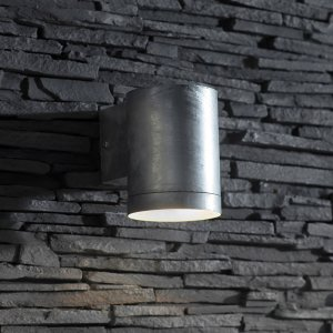 St Ives Galvanised Down Light - Large SAVE 40%