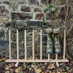 Wellington Boot Stand - Four Pair save 25%