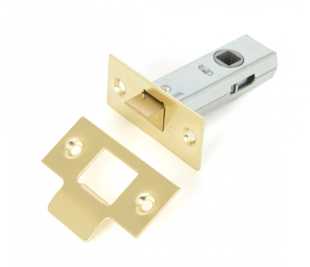 Brass 2.5'' Tubular Mortice Latch image