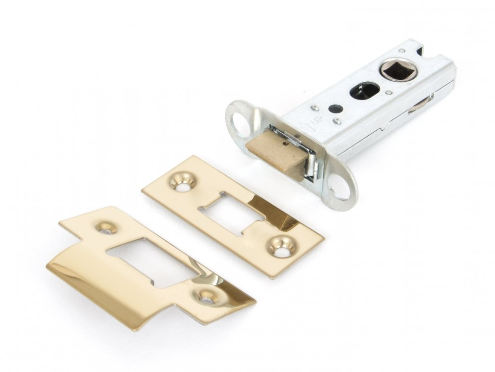 Brass 3'' Heavy Duty Latch image