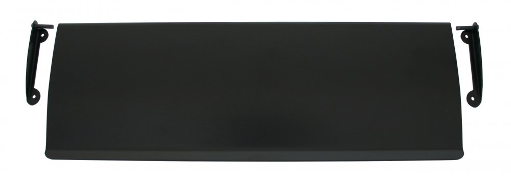 Black Letter Plate Cover image