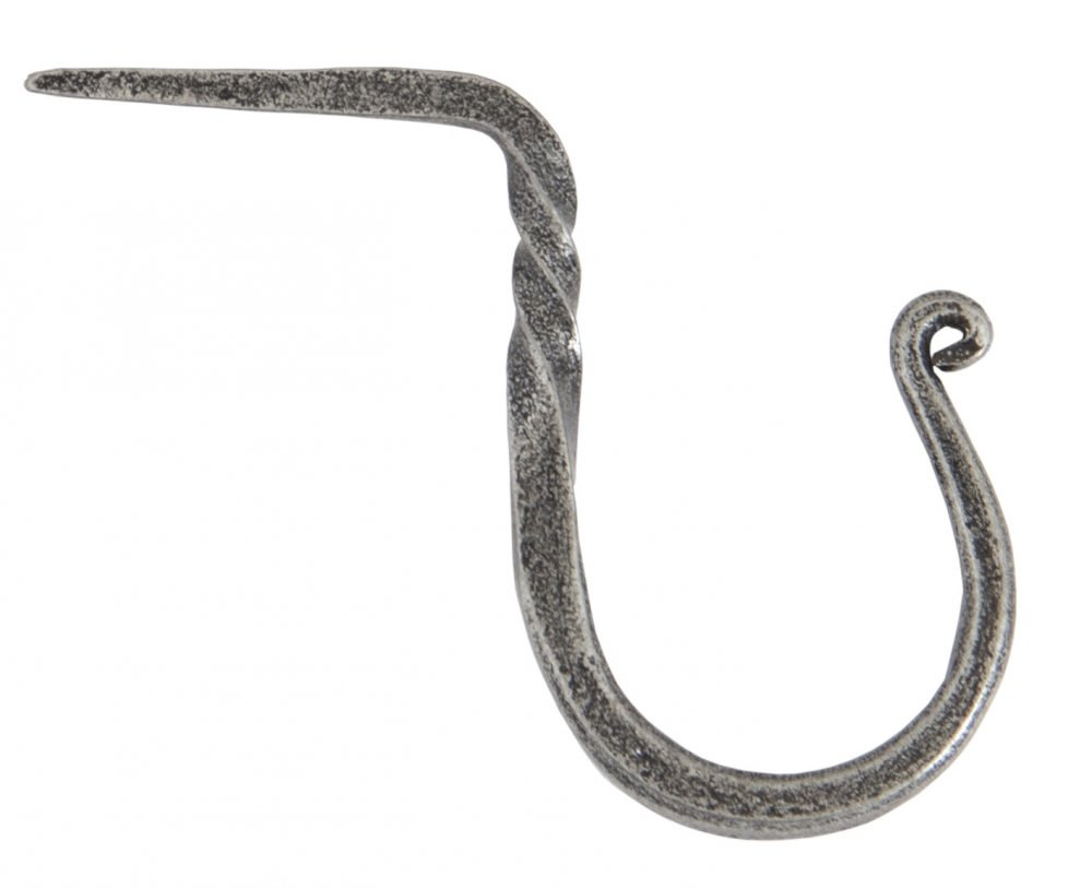 Pewter Cup Hook - Small image