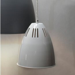 Cavendish Pendant Light - Chalk (Large) - SAVE 40%