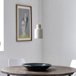 Concrete Pendant Lamp - SAVE 15%