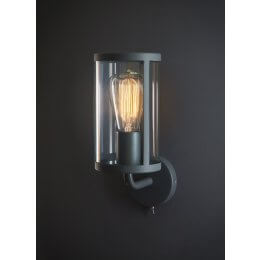 Cadogan Wall Lamp - Charcoal save 30%