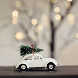 Christmas Car Decoration - SOLD OUT!