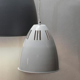Cavendish Pendant Light - Chalk