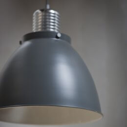 Meriden Pendant Light - Charcoal