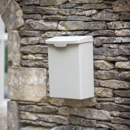 Shipton Post Box - Clay