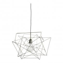 Asymmetric Pendant Light - Gunmetal