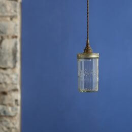 Jam Jar Pendant Light - SAVE 20%